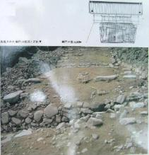 伝羽柴邸櫓門跡