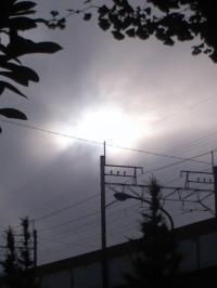 2013 0623 0545 太陽さん