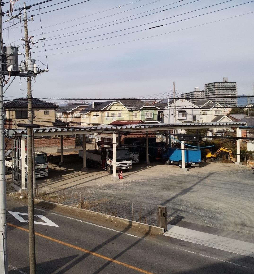 コーア発電所(12月)