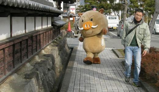 丹波篠山冬の味覚「いのしし祭」(3)-3