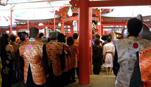 生田神社 節分祭2014-2