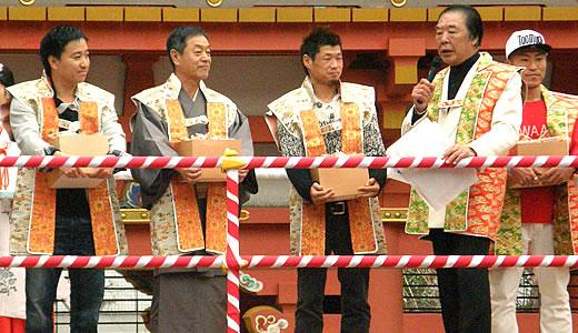 生田神社 節分祭2014-3