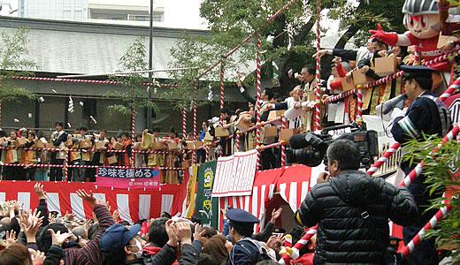 生田神社 節分祭2014-4