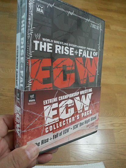 ECWコレクターズパック