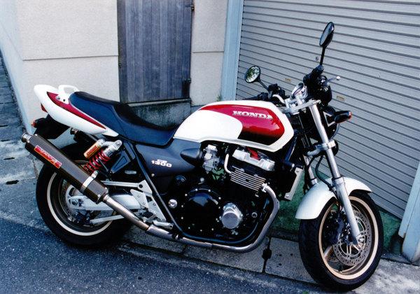 CB100SF 98
