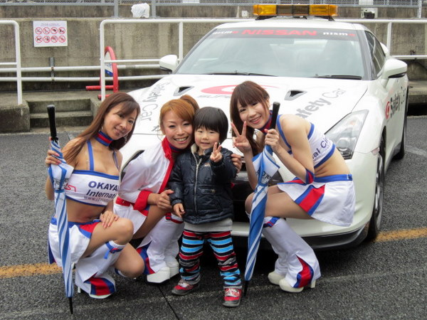 岡山国際ファン感謝デー2012⑨