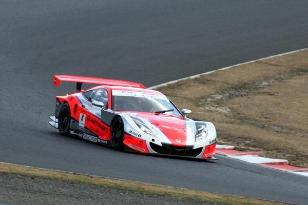 GT開幕戦2012決勝⑥