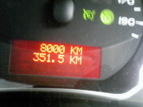 ビボップ8000km