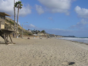 San Clementeの海岸 その2