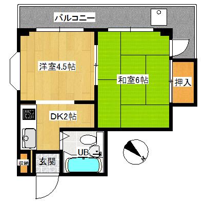 ウェルズ大井202②