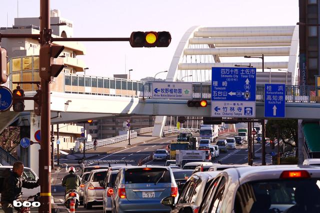鏡川大橋・3