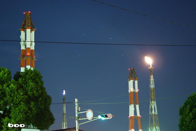 水島の夜・2