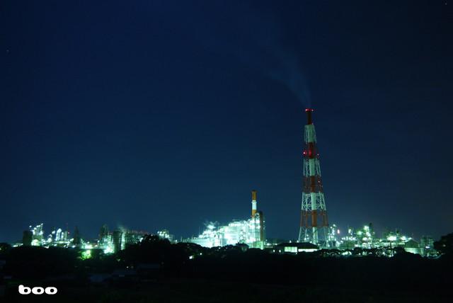 水島コンビナート・2