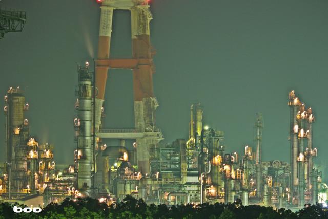 坂出・コスモ石油2013/06/24