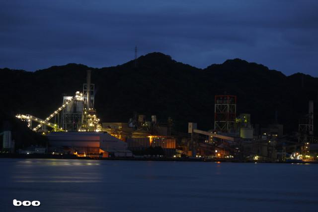 太平洋セメント土佐工場