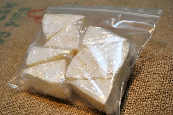 チーズの保存1