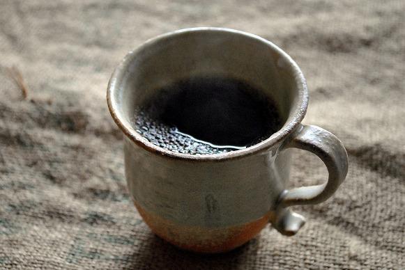 殿堂コーヒーホット