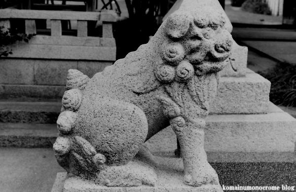 大依羅神社(大阪市東住吉区庭井)3