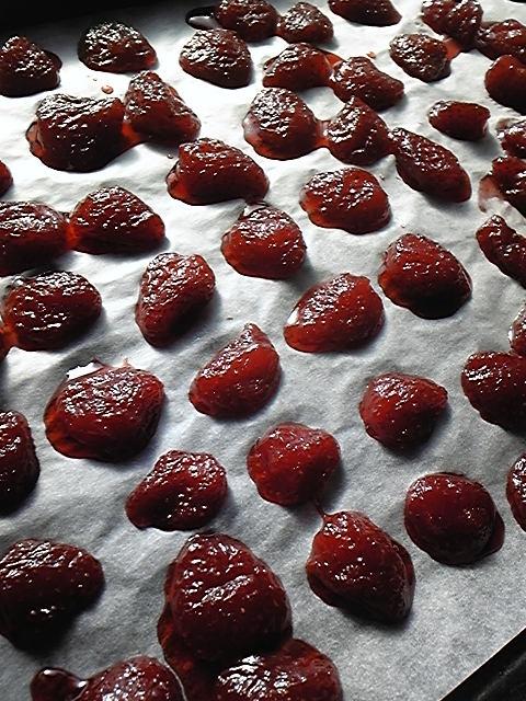 第二弾セミドライイチゴ