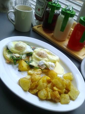 venedict eggs
