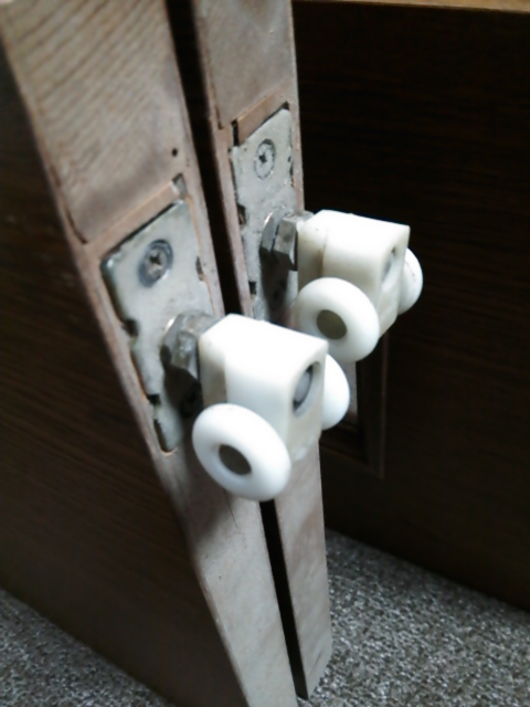 戸車交換5