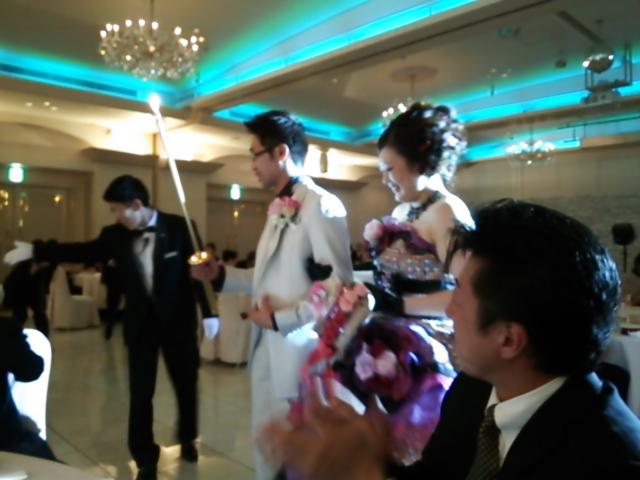 結婚式10