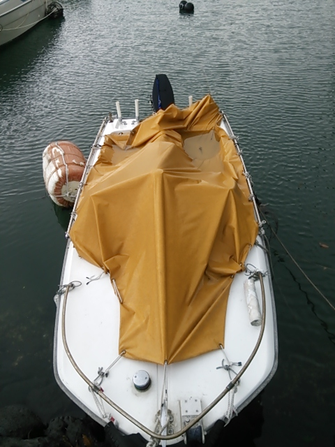 ボート点検1