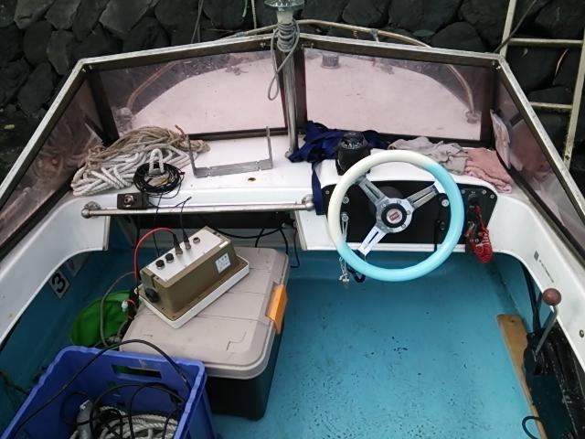 ボート点検6