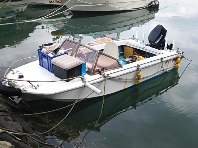 ボート点検7