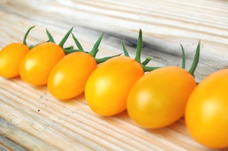 続黄色いミニトマト