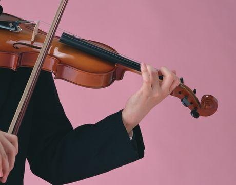 テスト記事の画像・バイオリン