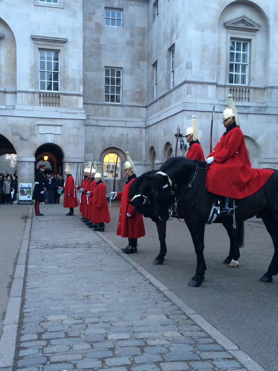 london-horses