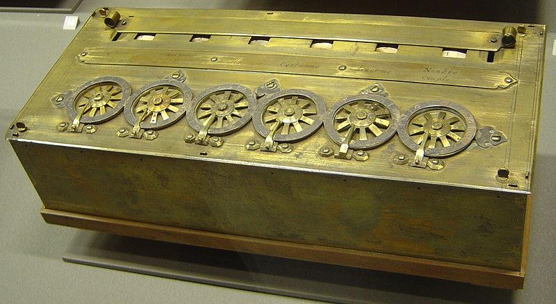 パスカルの計算機
