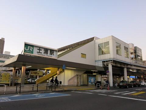 19土浦駅