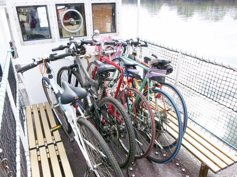 渡し自転車1