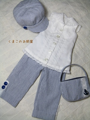 SD洋服セット