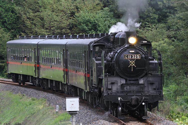 真岡鐵道SL