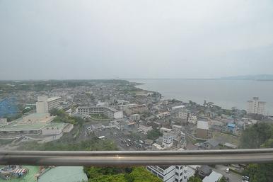 浜名湖(舘山寺方面)