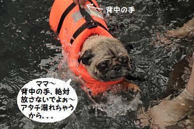 溺れちゃう~~