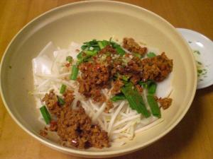 肉味噌風麺