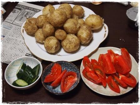 野菜only?(゜_゜)?