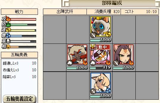 5匹構成②