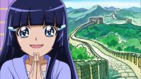 私は万里の長城を是非この目で見てみたいです