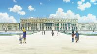 ここがヴェルサイユ宮殿!