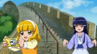 万里の長城は敵の侵入を防ぐ為に建てられた壮大な城壁です…