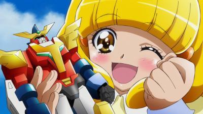 ロボッターはどんな困難にも立ち向かう勇気をくれる、私のスーパーヒーローなんだから!