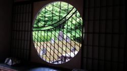 光明院 吉野窓