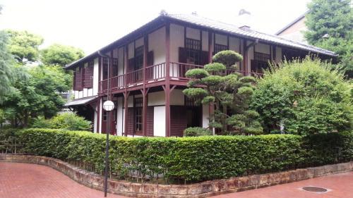 新島襄旧邸2