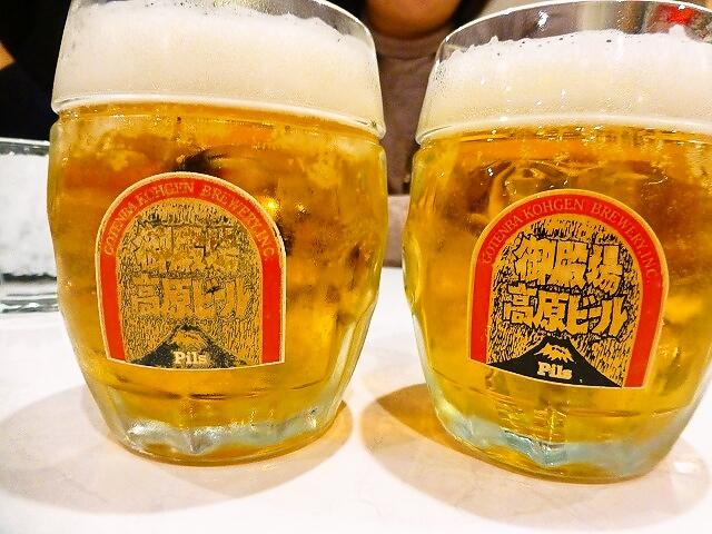 高原ビール3