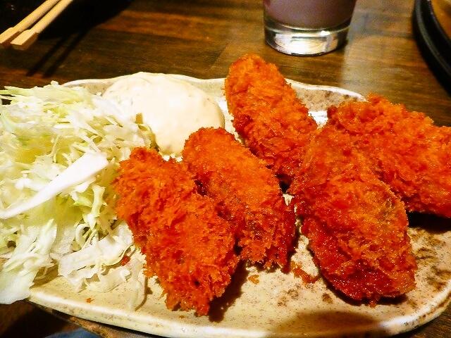 牡蠣食べ放9
